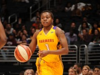 Seattle Storm v Los Angeles Sparks