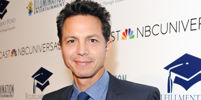 BEVERLY HILLS, CA - OCTOBER 23: Actor Benjamin Bratt attends the Fulfillment Fund Stars 2013 Benefit Gala at The Beverly Hilton Hotel on October 23, 2013 in Beverly Hills, California. (Photo by Allen Berezovsky/WireImage)
