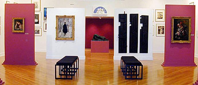Godwin-ternbach Museum CUNY Queens College